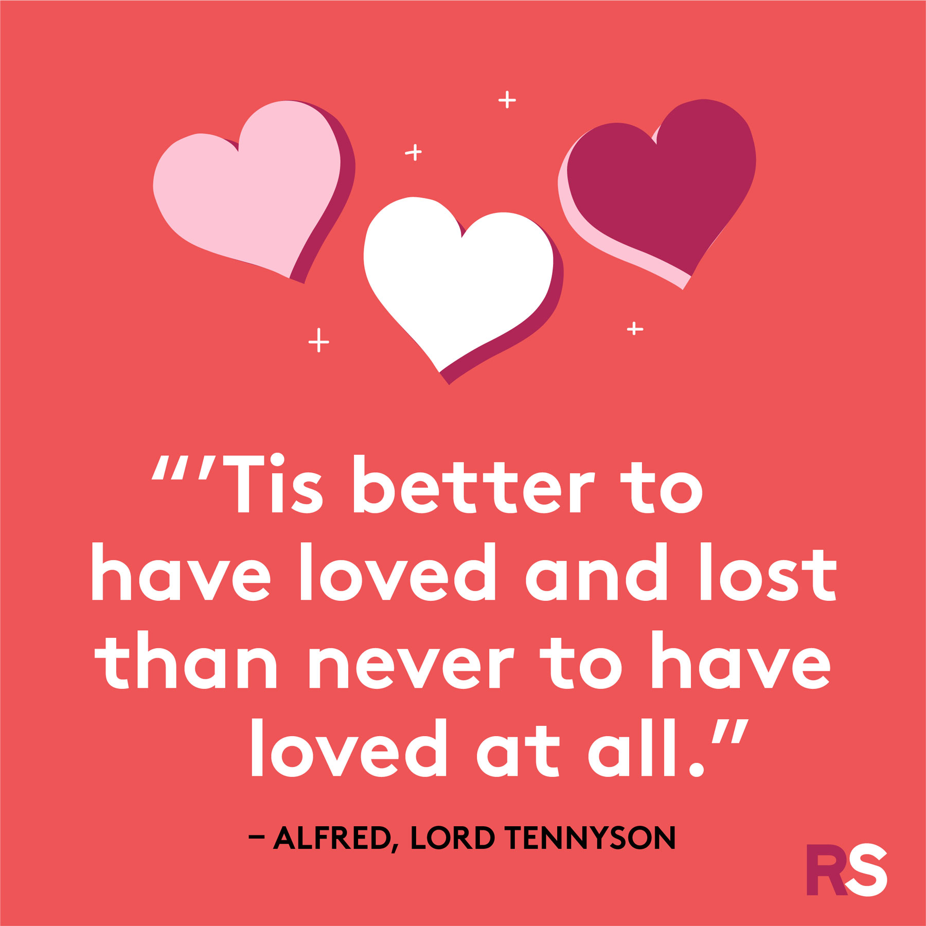 Love quotes, quotes about love - Alfred, Lord Tennyson