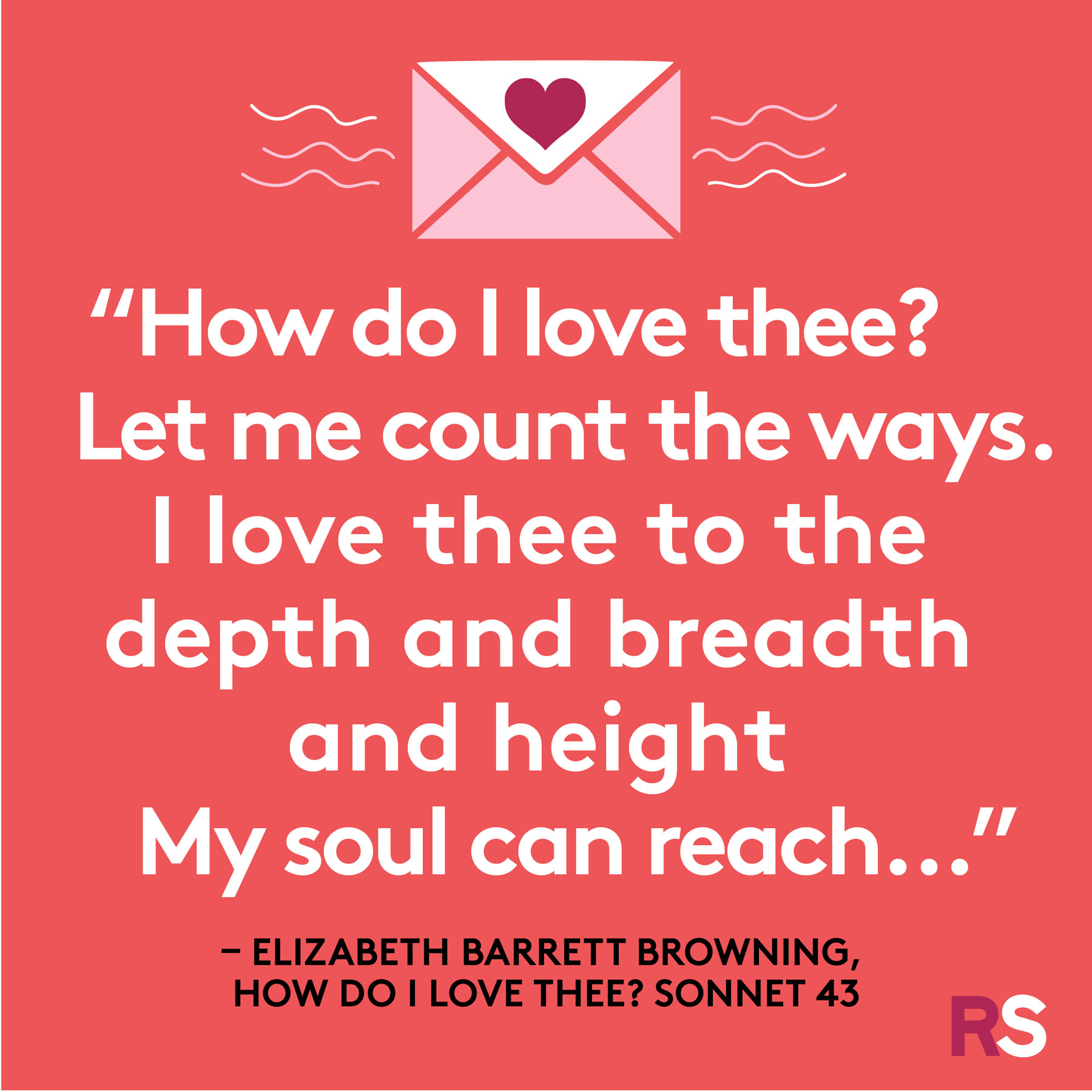 Love quotes, quotes about love - Elizabeth Barrett Browning, How do I love thee?