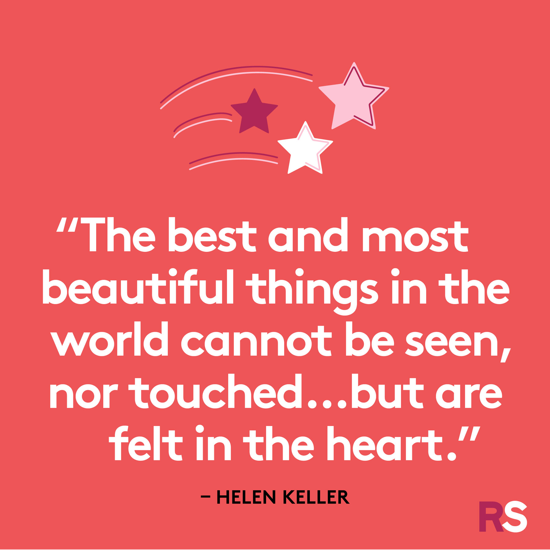 Love quotes, quotes about love - Helen Keller