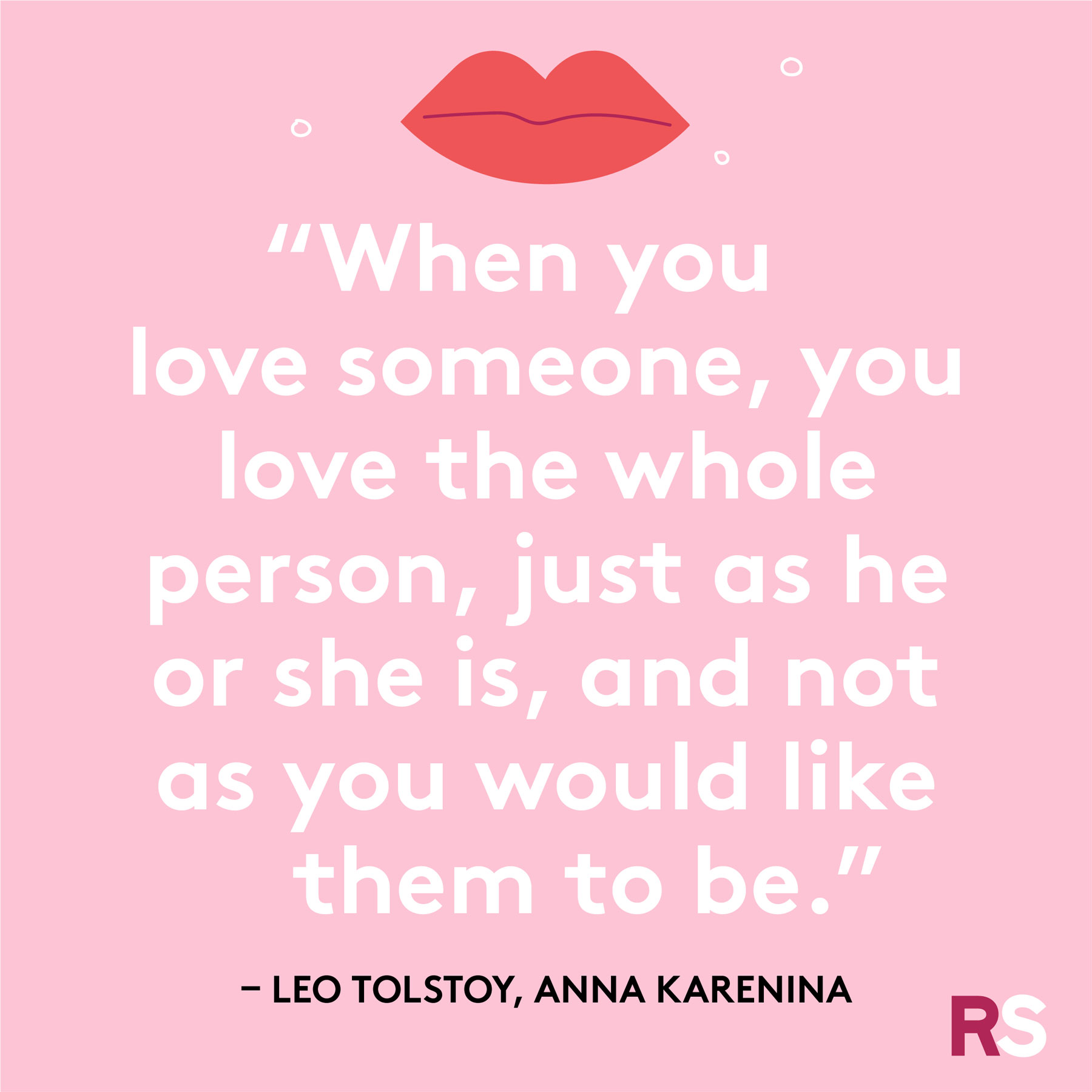 Love quotes, quotes about love - Leo Tolstoy, Anna Karenina
