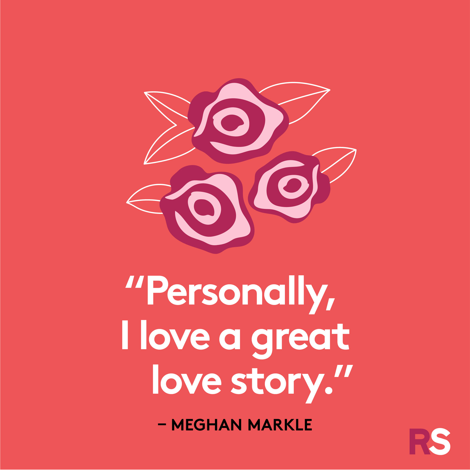 Love quotes, quotes about love - Meghan Markle