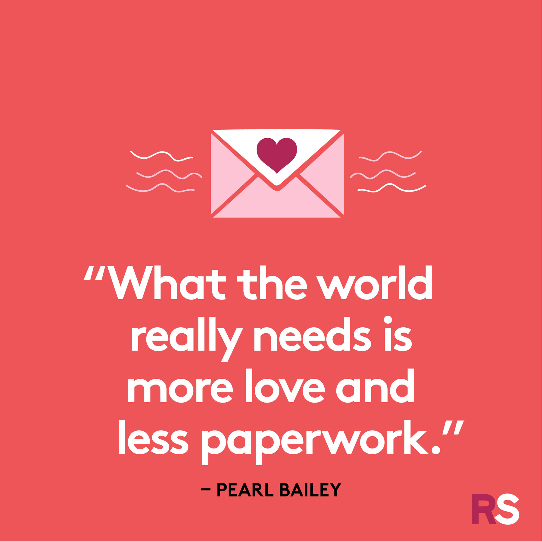 Love quotes, quotes about love - Pearl Bailey