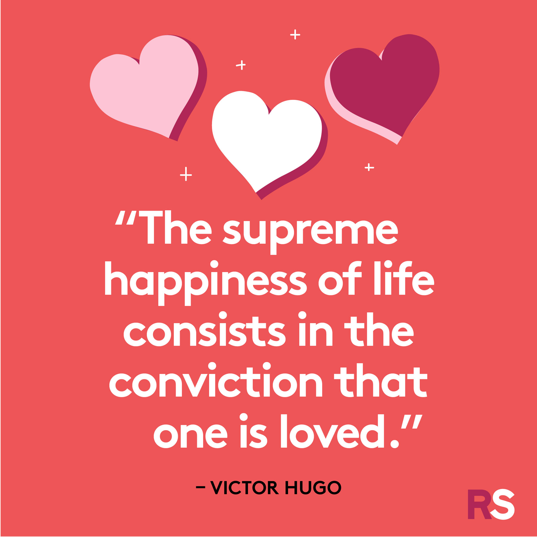 Love quotes, quotes about love - Victor Hugo