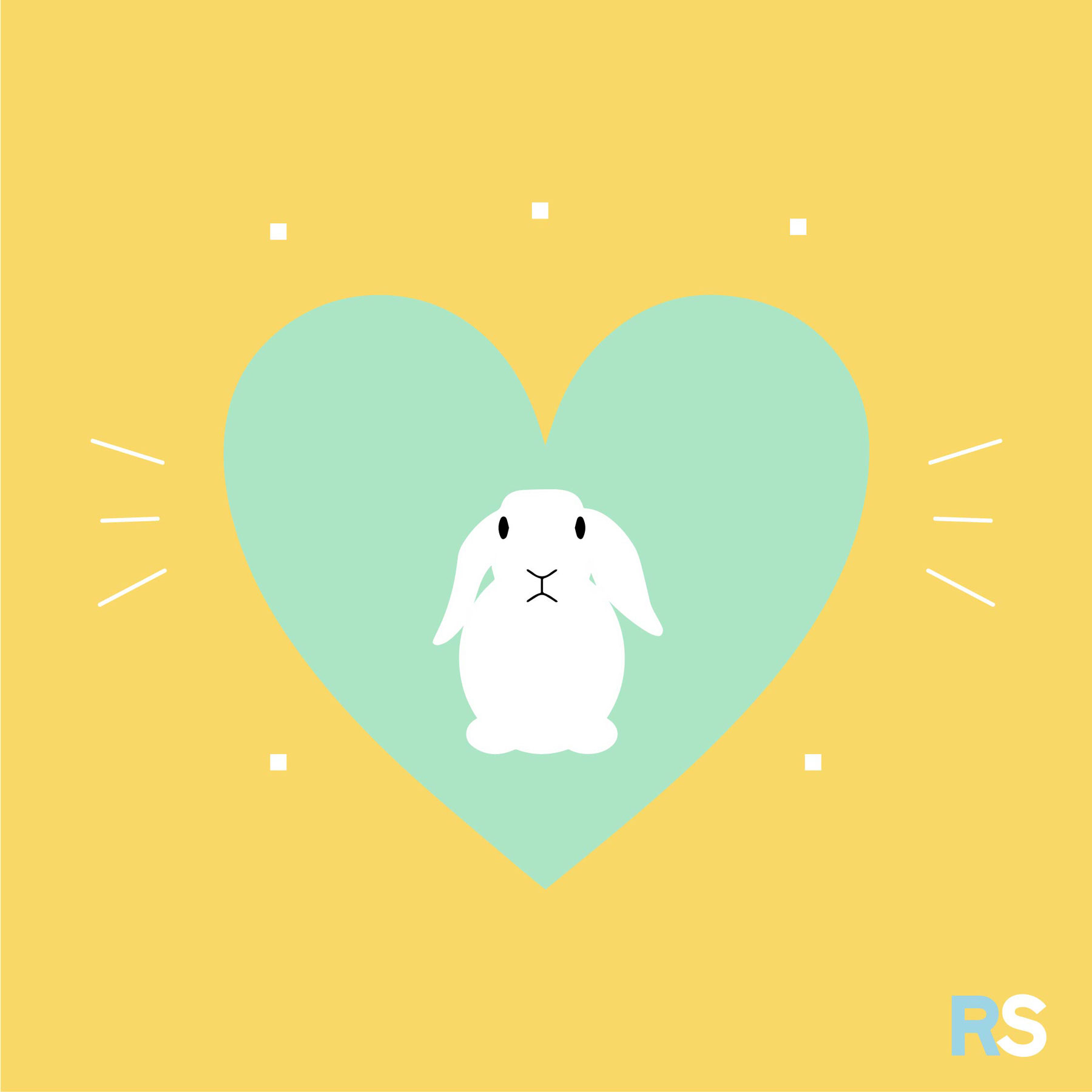 Easter quotes, captions, and messages - Easter captions and messages cover bunny