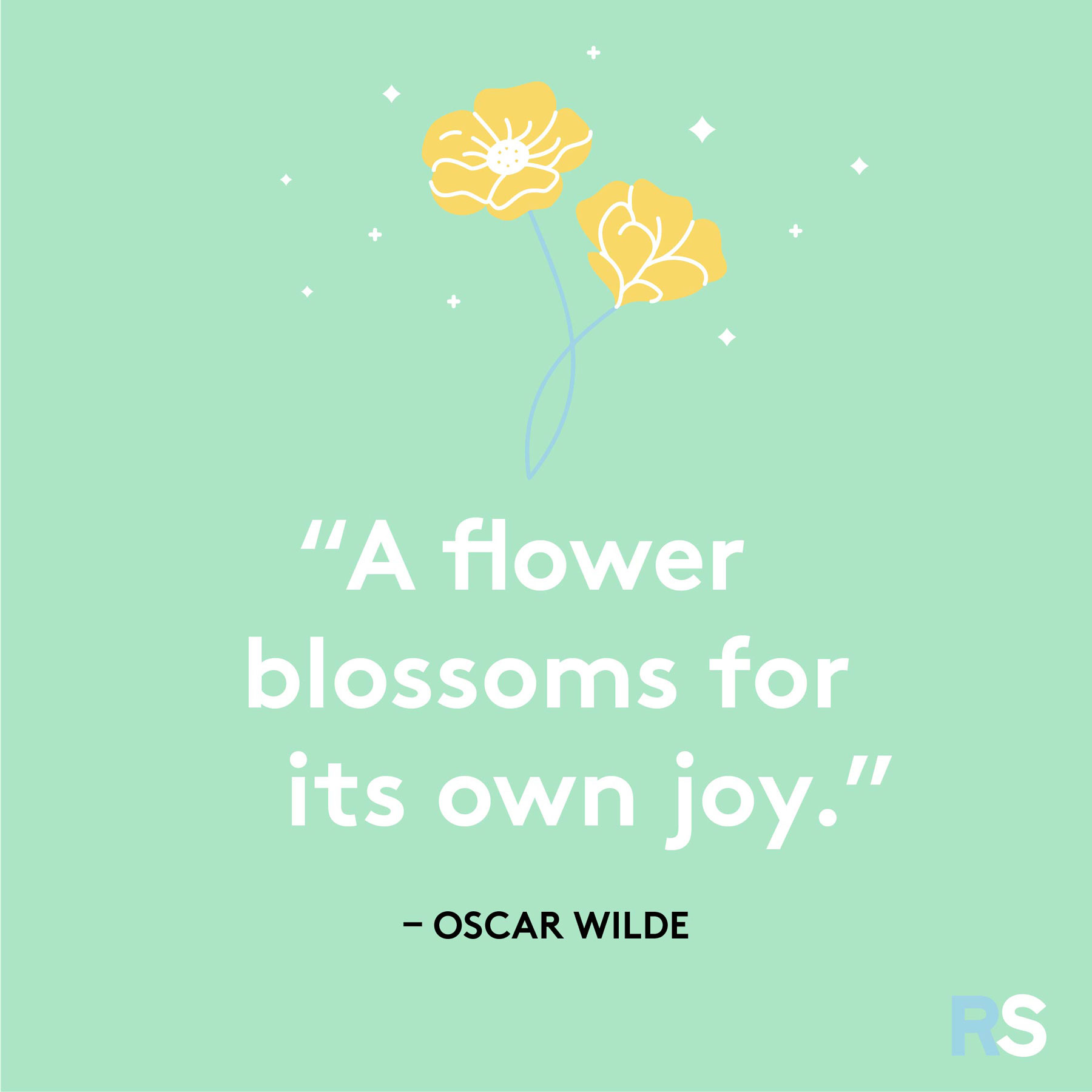 Easter quotes, captions, and messages - Oscar Wilde quote