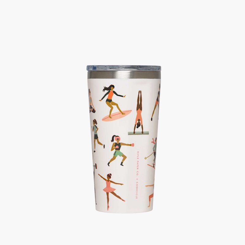 Corksicle Sports Girl Tumbler Mother's Day Gift