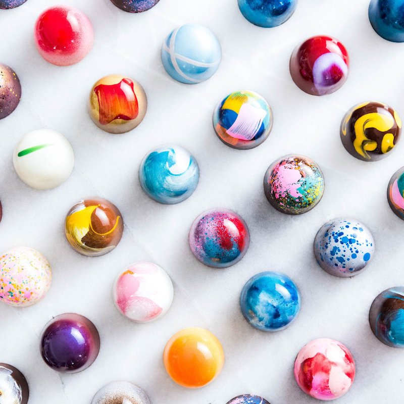 Chocolate Bonbons from Stick With Me Mother's Day Gift