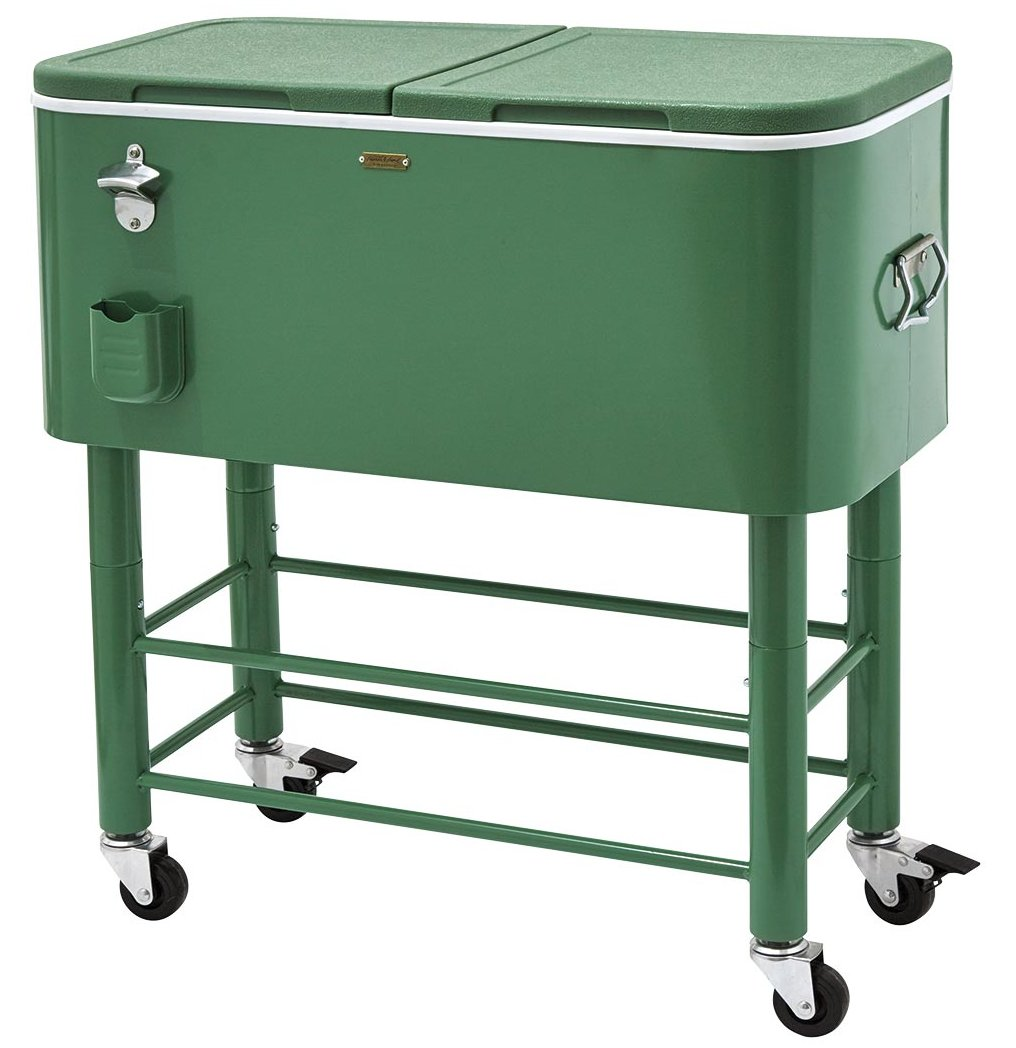 Hearth & Hand With Magnolia Green-Footed Cooler