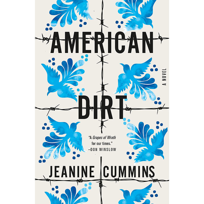 Cover of American Dirt