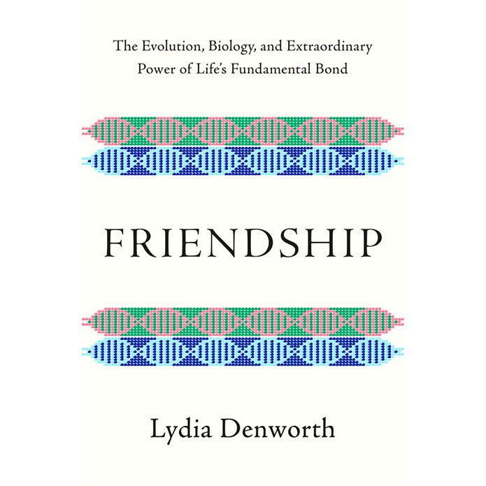 Cover of Friendship by Lydia Denworth