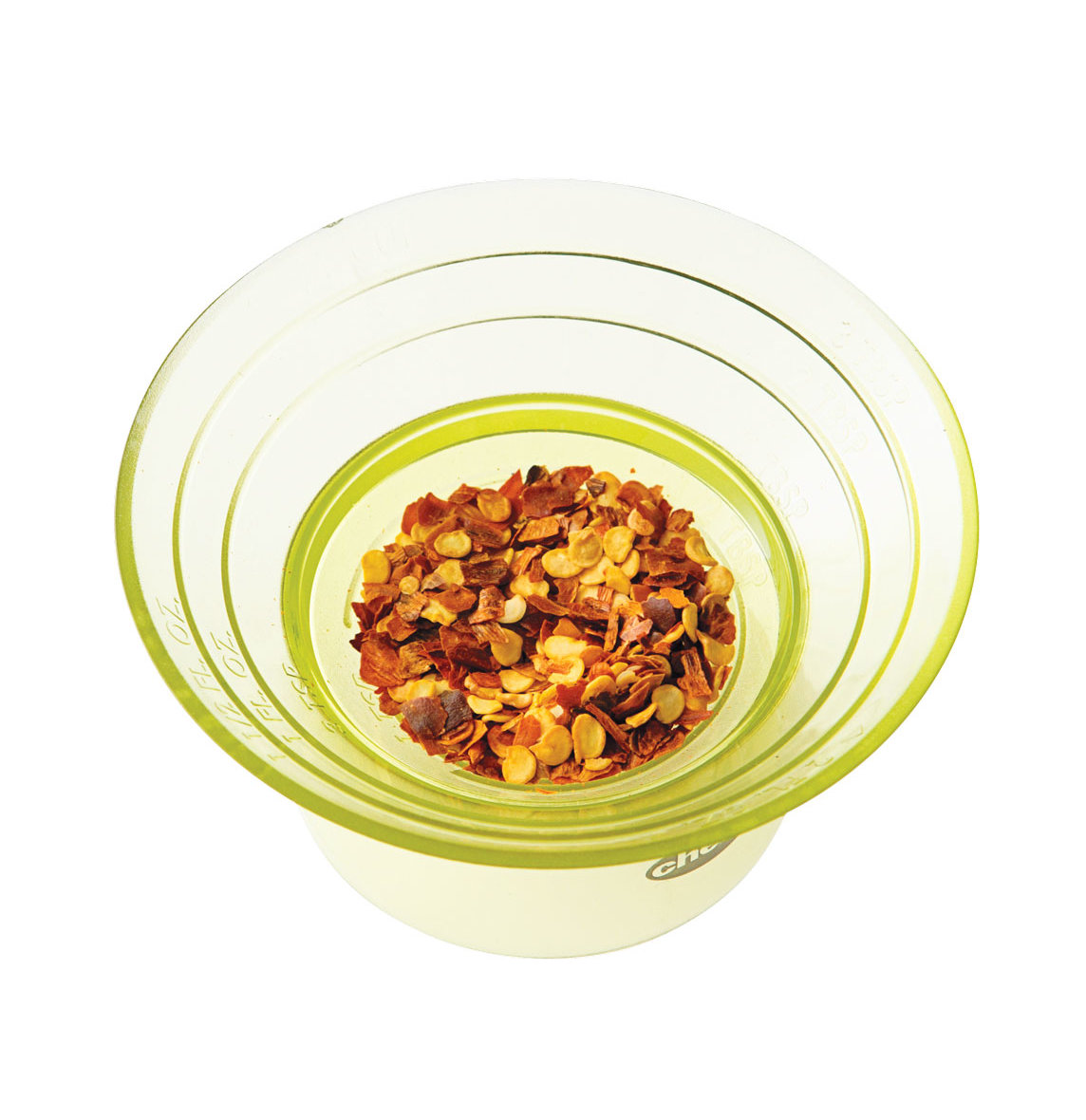MeasureUp Top Down Spice Measurer