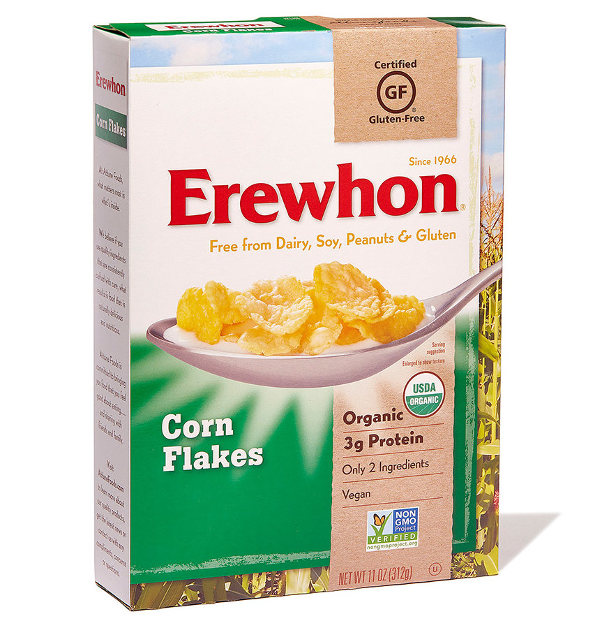 Best Flakes: Erewhon Corn Flakes