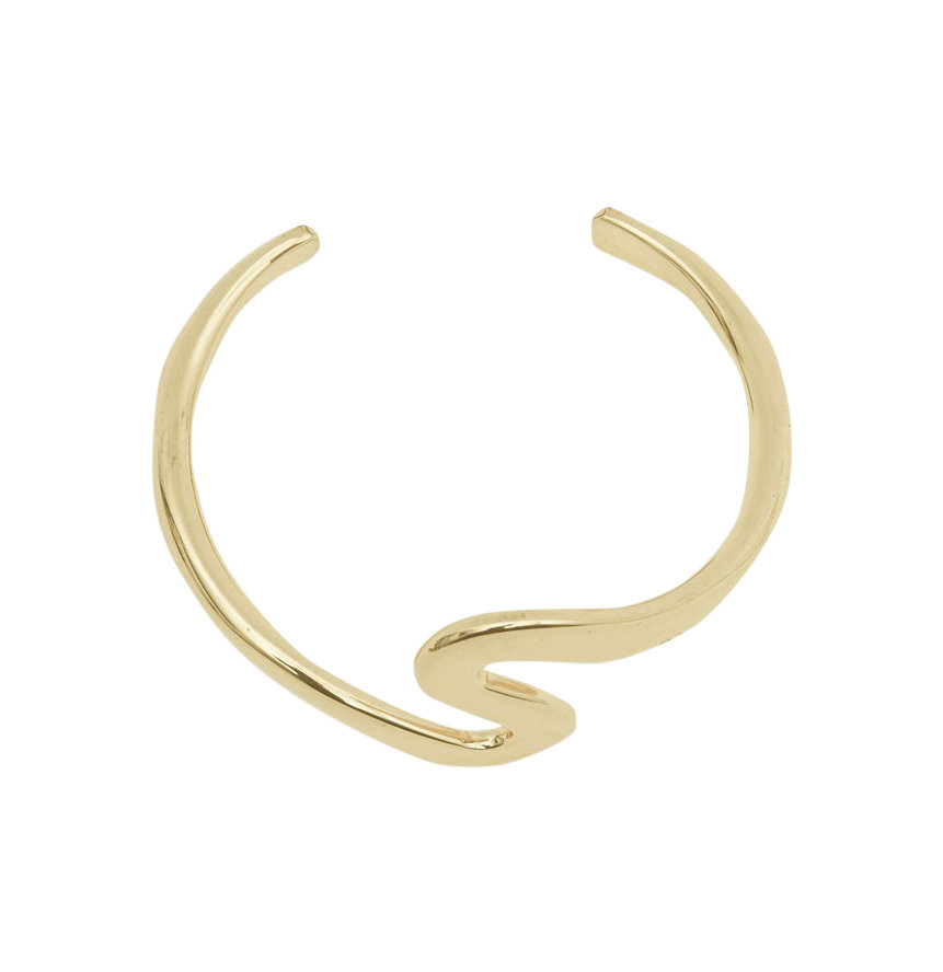French Connection Squiggle Bracelet