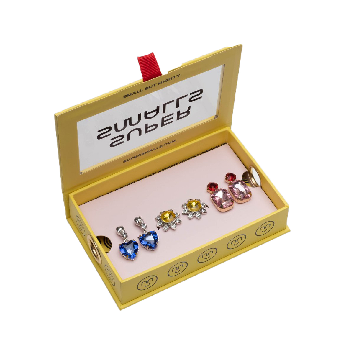 Gifts for kids - Super Smalls 'Dinner & a Movie' Clip-on Earring Set