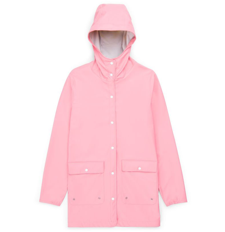 Herschel Supply Co. Rainwear Parka