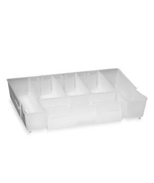 Real Simple 2-Way Expandable Drawer Organizer