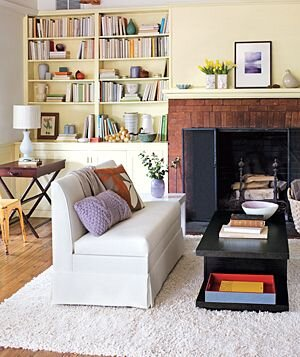 4 Brilliant Pieces of Living Room Storage Furniture