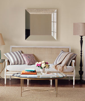 Decorating With Brown Real Simple
