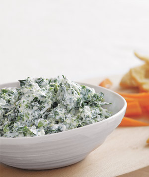 Spinach and Parmesan Dip