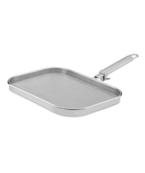 Fine-Mesh Grill Pan