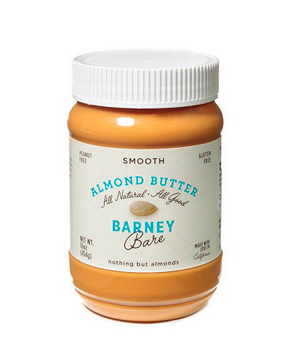 Barney Bare Smooth Almond Butter