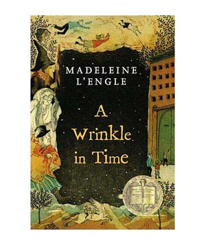 A Wrinkle in Time, by Madeleine L'Engle