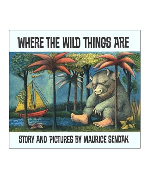 Where the Wild Things Are, by Maurice-Sendak
