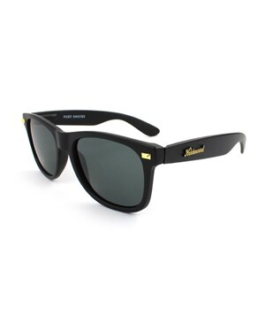 d5cf2307c6d5 Knockaround Matte Black Polarized Smoke Fort Knocks