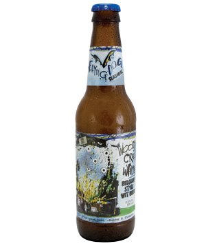 Flying Dog Woody Creek White