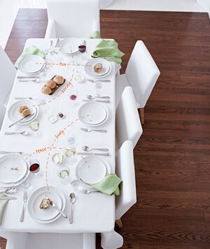 Dinner Party Seating Strategies Real Simple