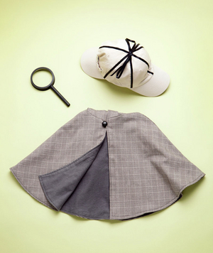 How to make a detective costume