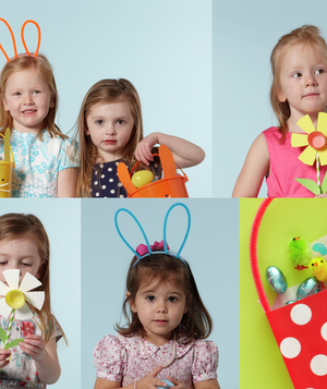 Easter crafts with kids opener
