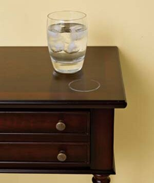Water Ring On Wood Furniture