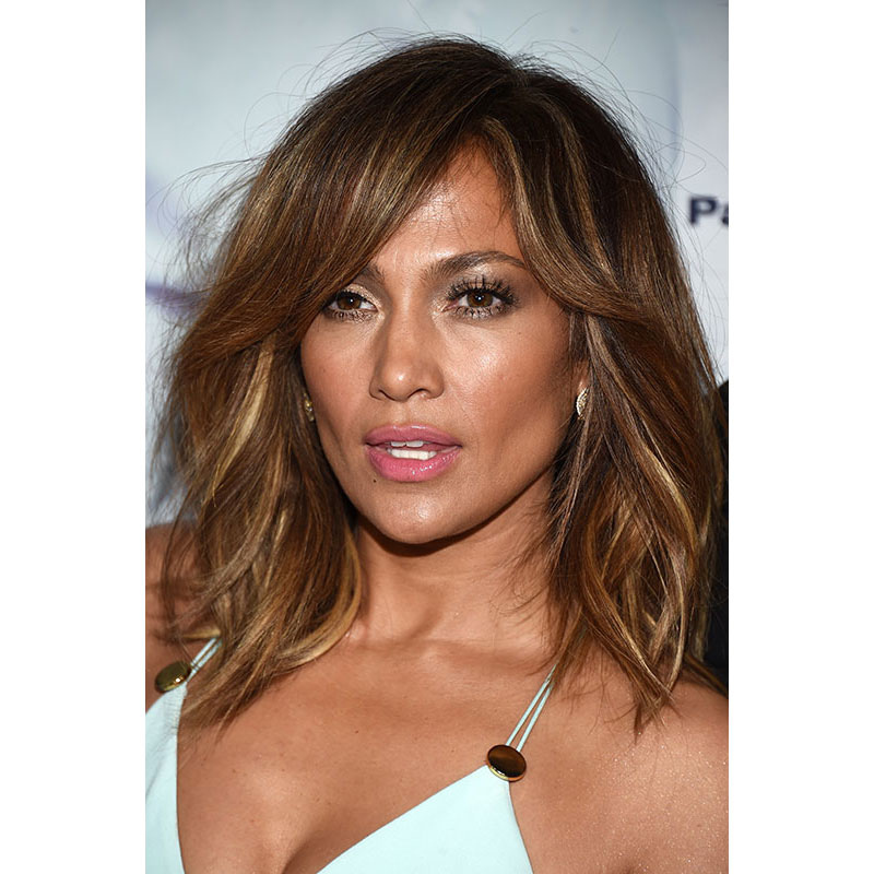 Layered Haircuts for Women: Round Layers