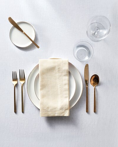 Secrets to Setting a Table the Right Way | Real Simple
