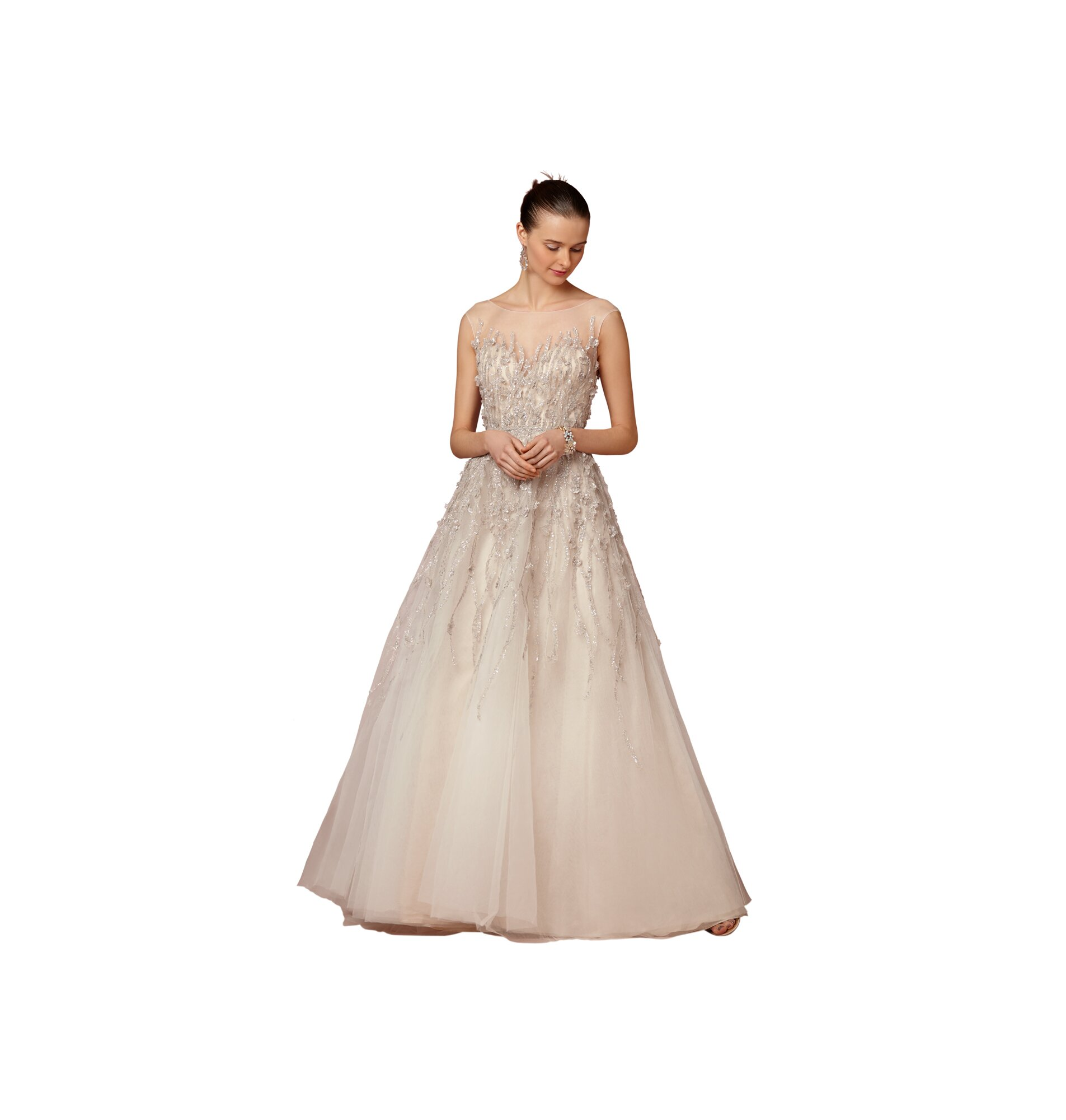 17c5d96315c1 11 Affordable Wedding Dresses That Only Look Expensive