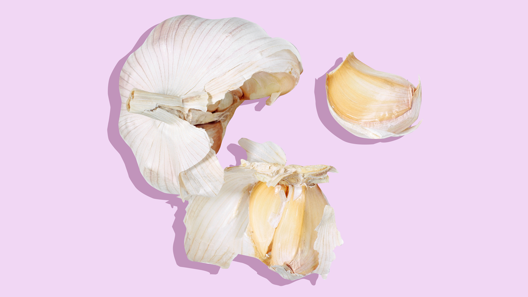 How to peel garlic, how to chop garlic, how to cut garlic, and how to mince garlic