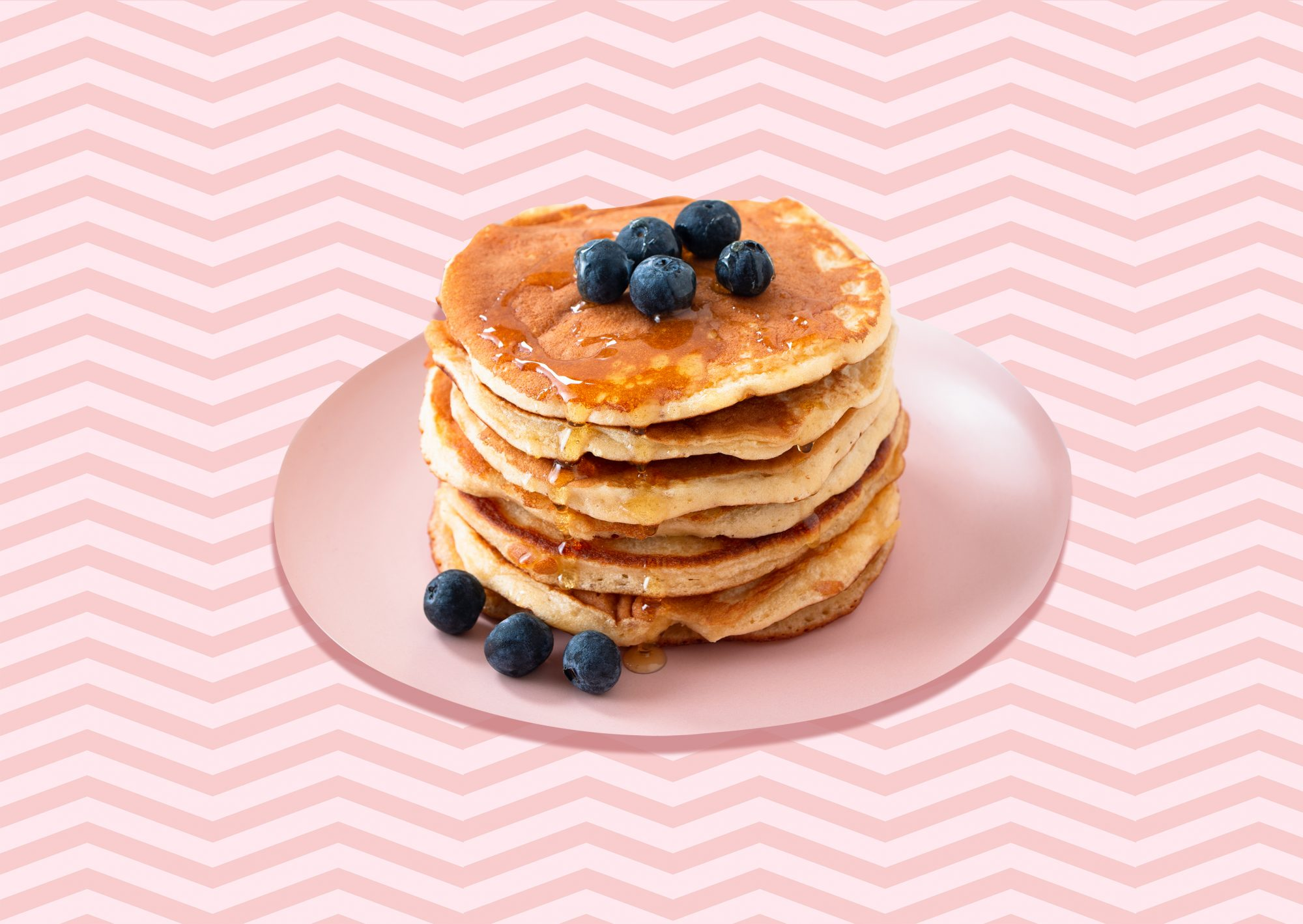 how to make pancakes, step by step video