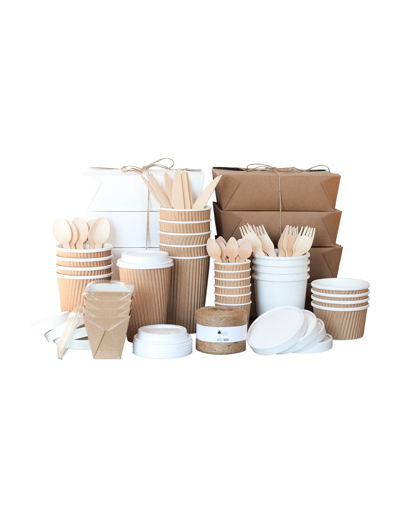 Holiday Leftover Packaging Kit