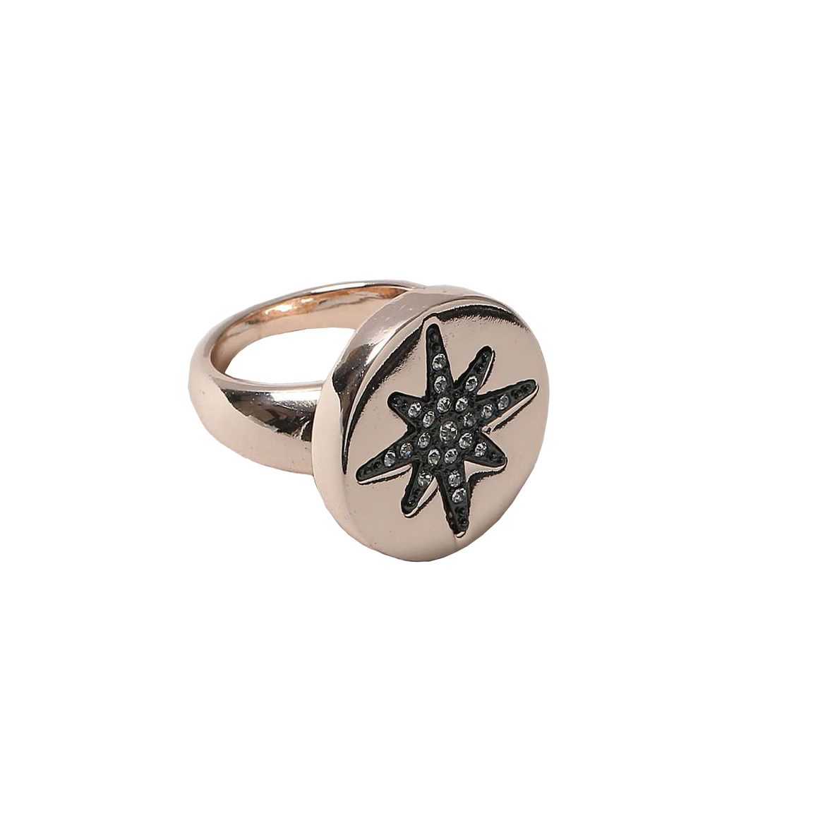 Topshop Dome Star Ring