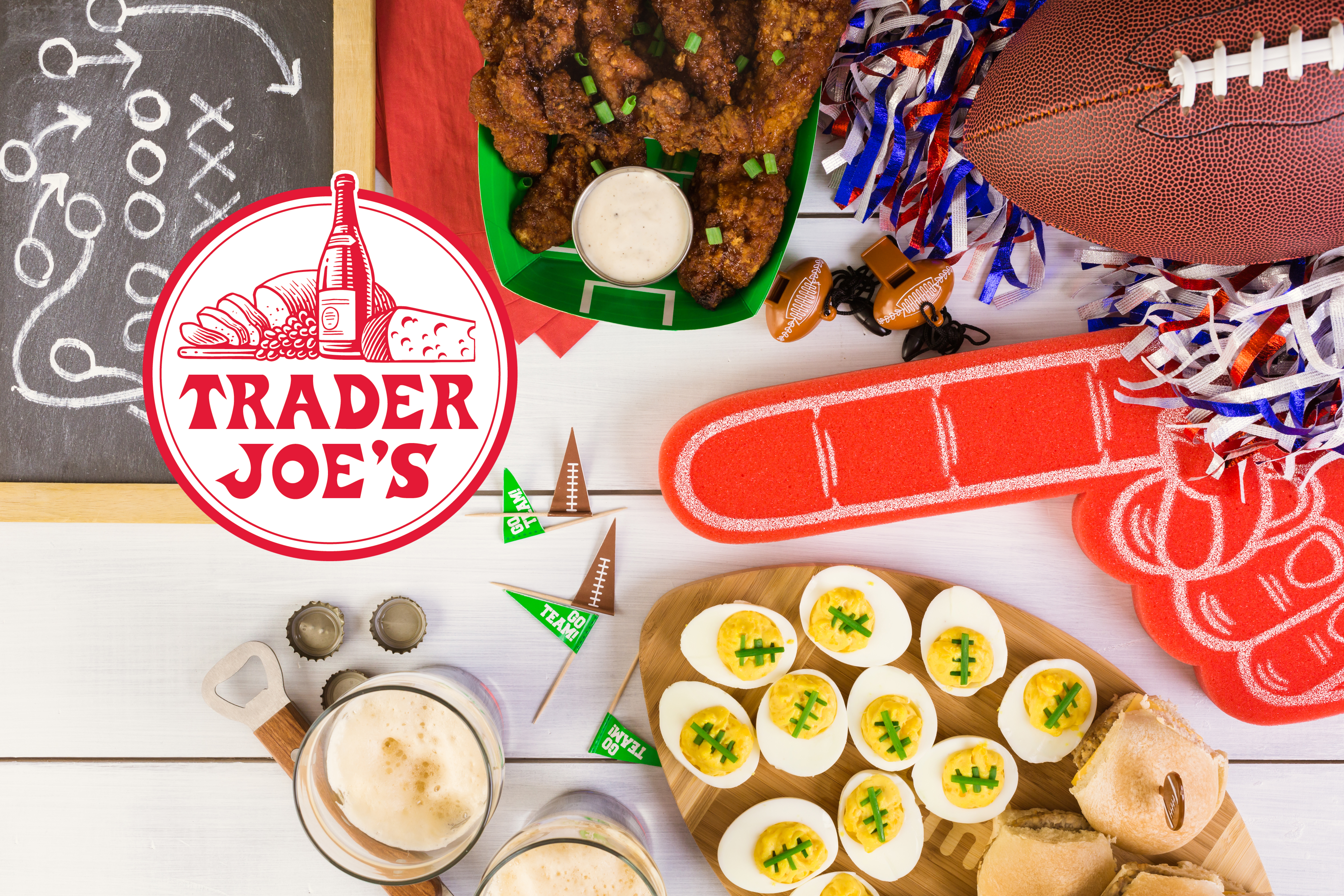 The 7 Best Trader Joe's Snacks for Your Super Bowl Party Spread