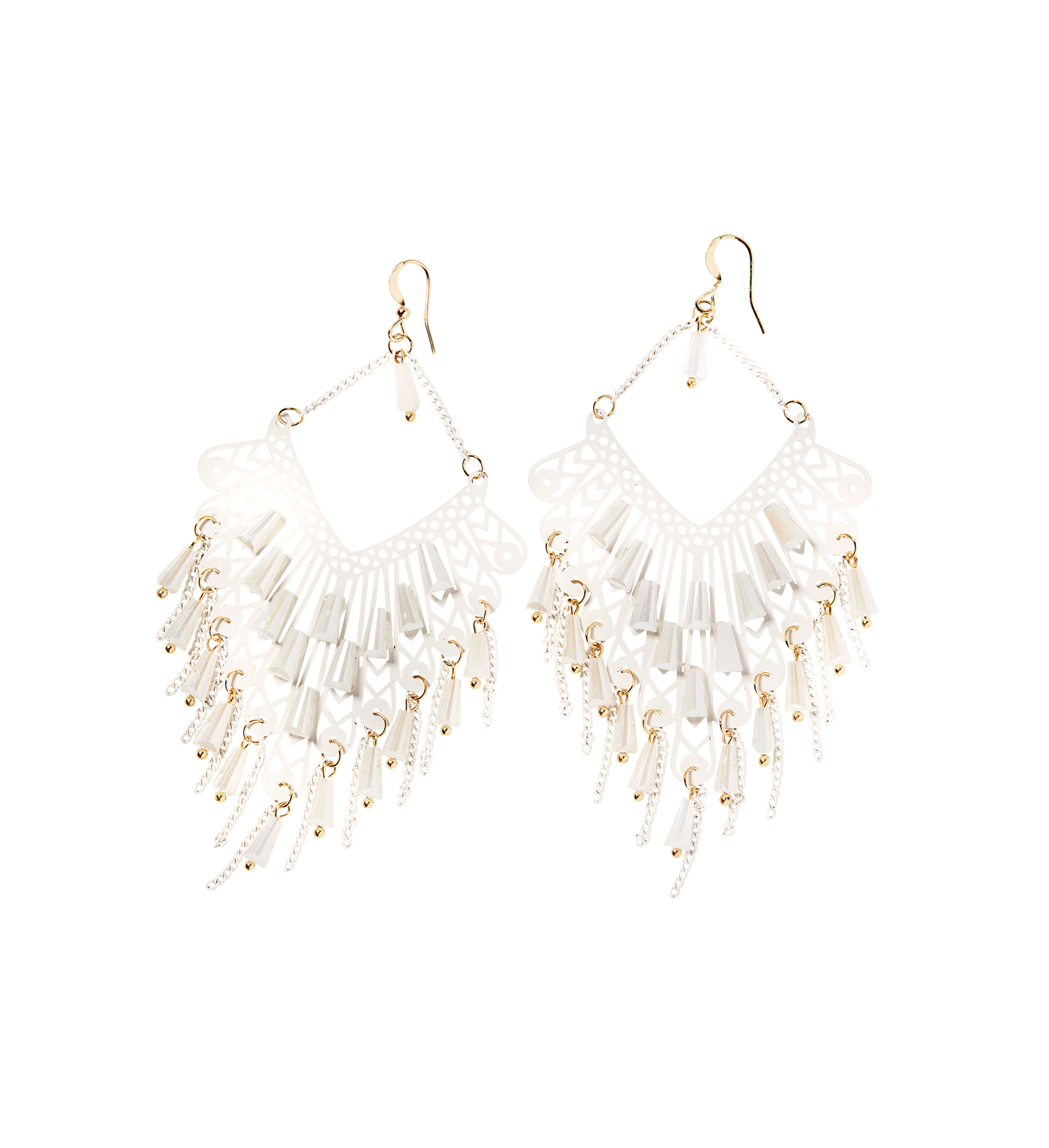 Grace Gonzalez New York Filigree Earrings