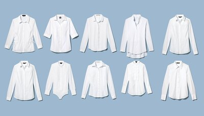 a54f93fce The 10 Best White Shirts We've Ever Worn | Real Simple