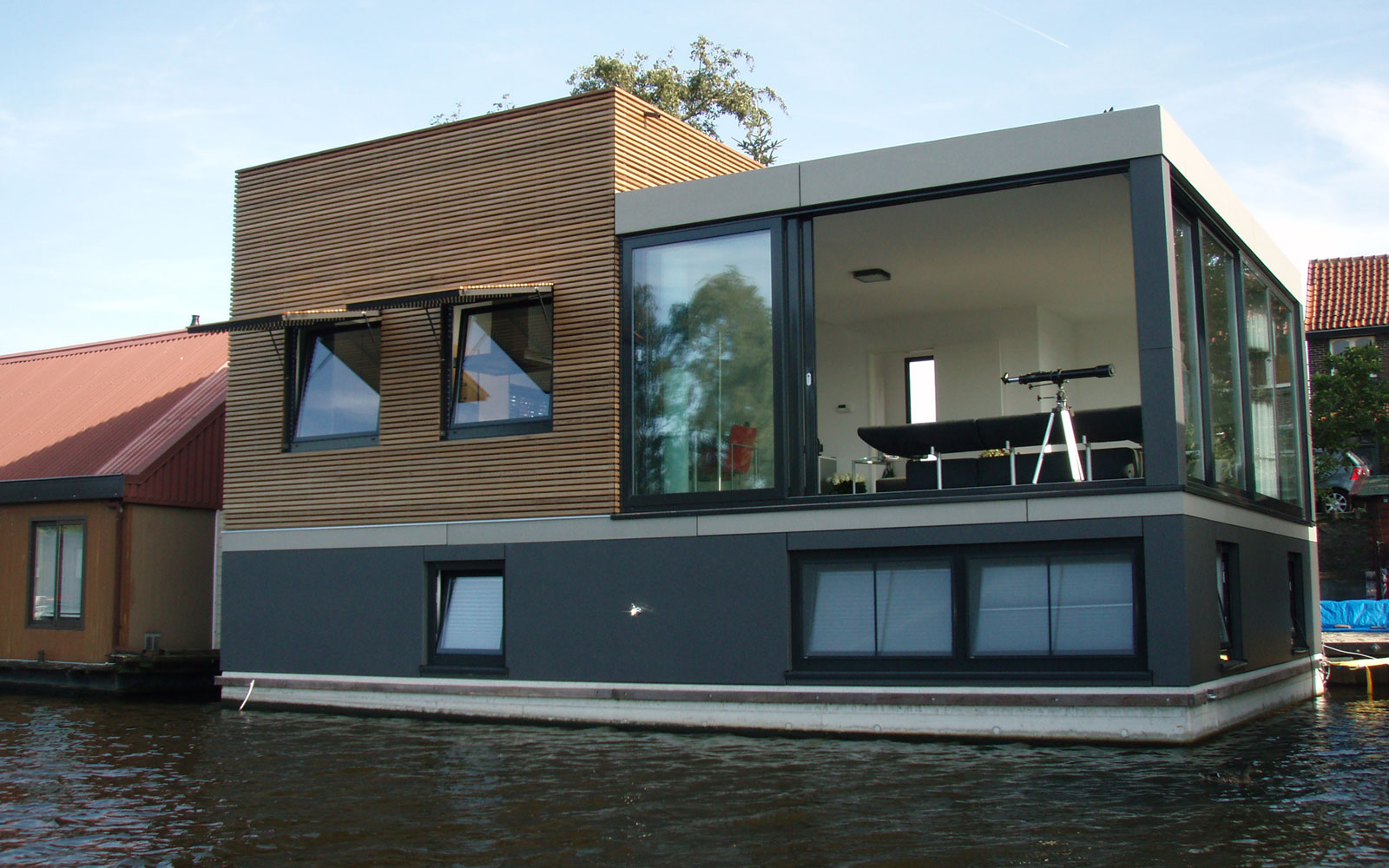 Private Watervilla, The Netherlands