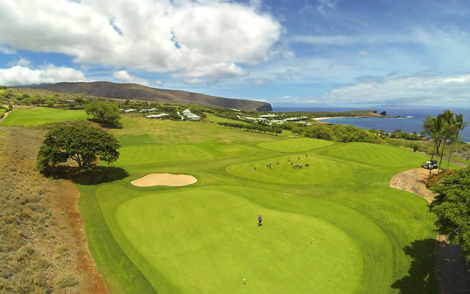 Where to Play Golf in Hawaii