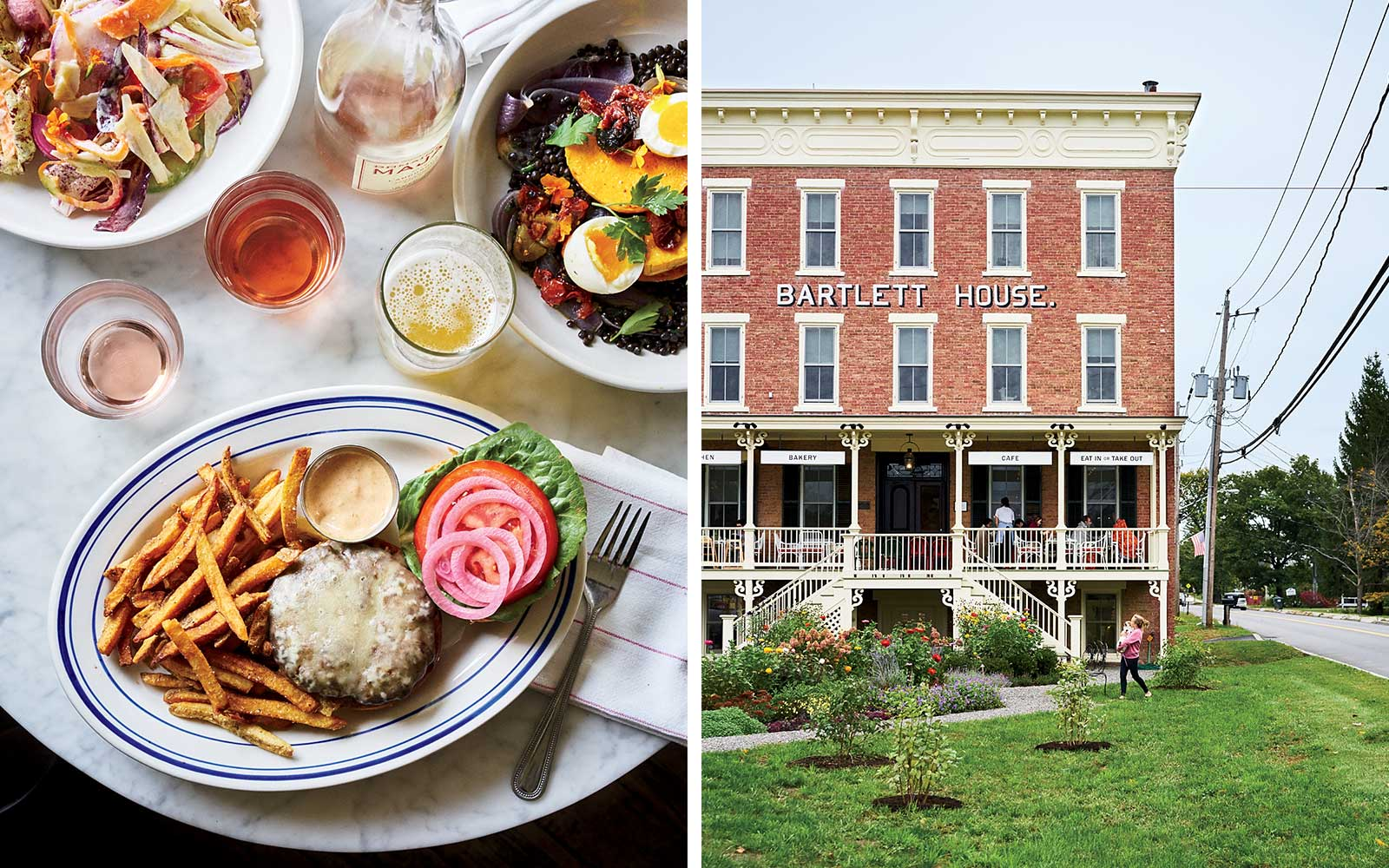 Hudson Valley Lunch Options