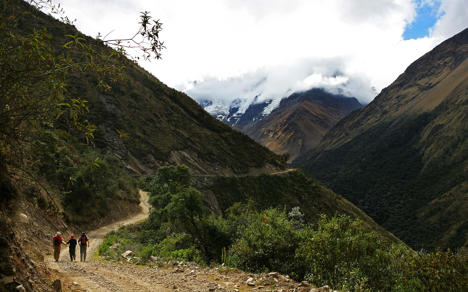 ancascocha trek machu picchu alternative treks peru