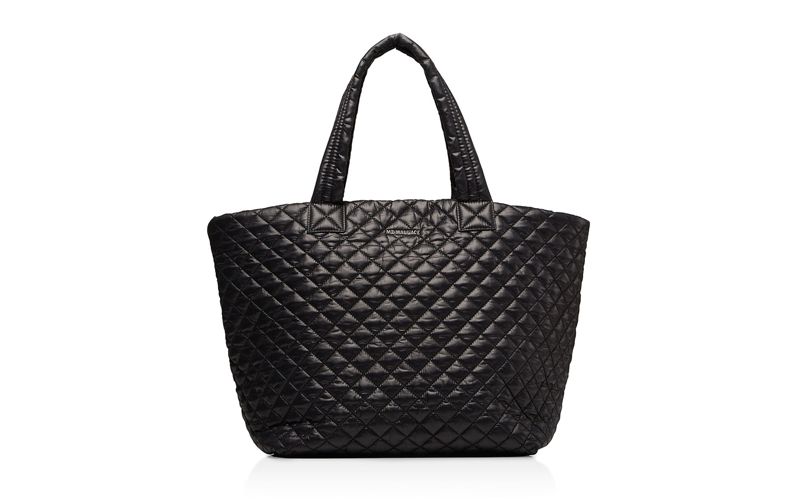 MX Wallace quilted tote