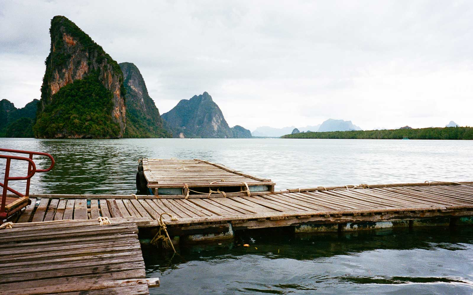 View of Thailand on a Free People Escapes curated trip