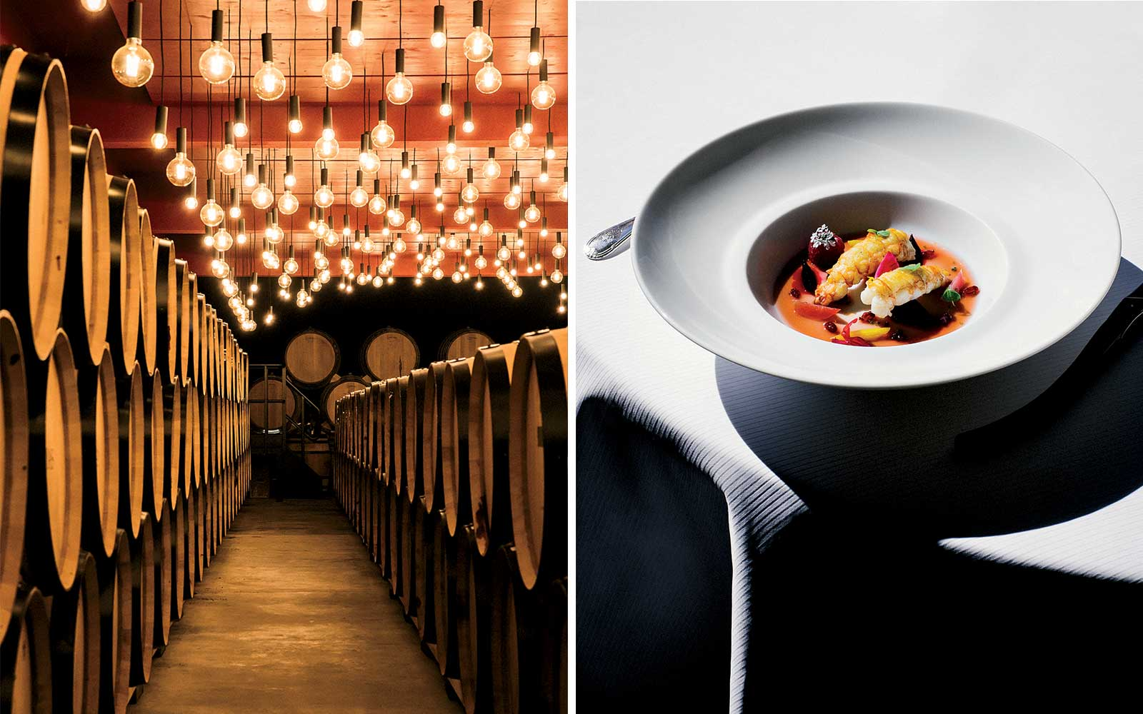 Wine and food in Switzerland